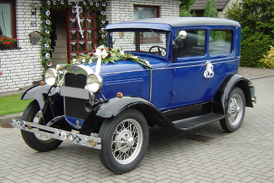Oldtimerverleih und Limousinenservice in Osnabrück