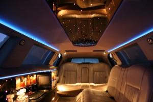 Limousine mieten mit Chauffeur