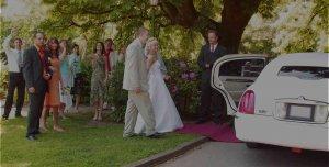 Limousine mieten - Limousinen Verleih - Hochzeitsfahrt